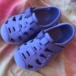 Stride Rite Surprize Lavender Purple shoe